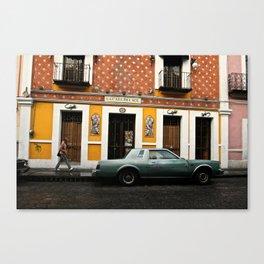 La Casa Del Sol Canvas Print