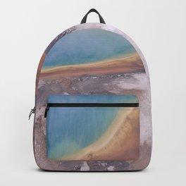 Yellowstone National Park 30X12 2 PANORAMA Backpack
