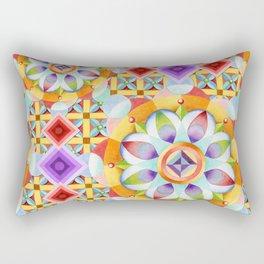 Avalon Mandala Rectangular Pillow