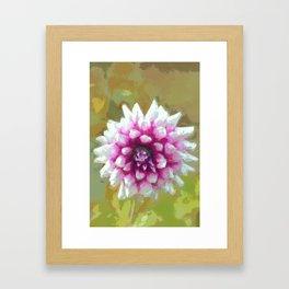 Color 152 Framed Art Print