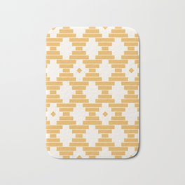 Bari Geometric Dots Bath Mat