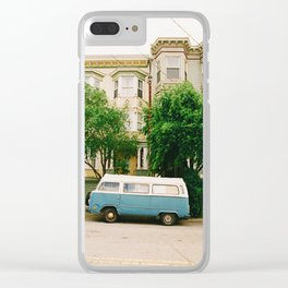 San Francisco II / California Clear iPhone Case