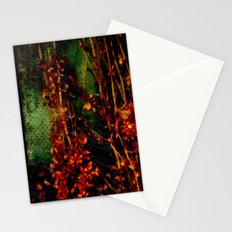 Electric Fall Stationery Cards