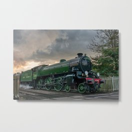 61306 Mayflower Metal Print