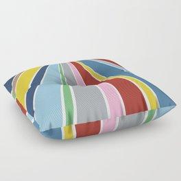 Star Fan 2 Floor Pillow
