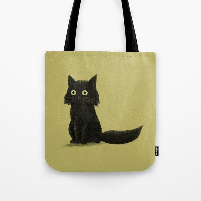 Sitting Cat Tote Bag