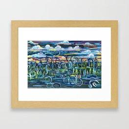 Another Landscape Framed Art Print