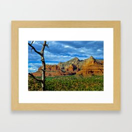 Sedona Beauty Framed Art Print