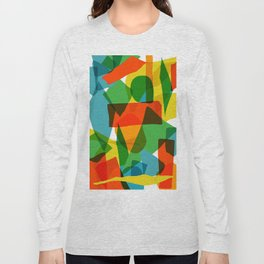 Super Colors Long Sleeve T-shirt