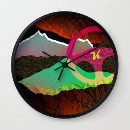 Rally Wall Clock