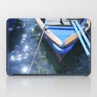 italian iPad Cases featuring Italian boat by Amsterdamian Shop