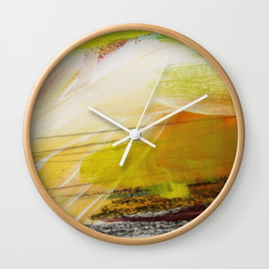 Spoken Life Wall Clock