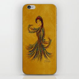 Dance of the Seven Veils iPhone Skin