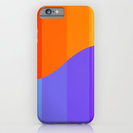 Sun & Sea iPhone Case
