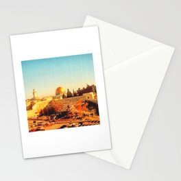 Old City of Jerusalem, 2004 Stationery Cards