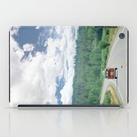 explore iPad Cases featuring EXPLORE  by Leslee Mitchell