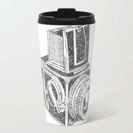 old machine II Travel Mug