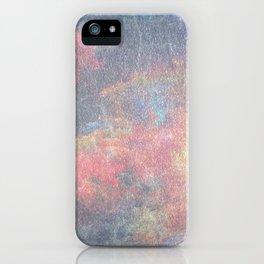 Grunge texture 9 iPhone Case