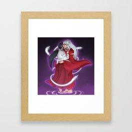 Spirits' Dance Framed Art Print