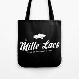 LAKE MILLE LACS Tote Bag