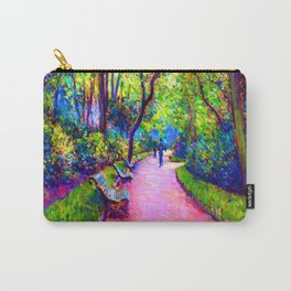 Gustave Caillebotte Parc Monceau Carry-All Pouch