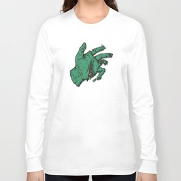 Addict's Hand Long Sleeve T-shirt