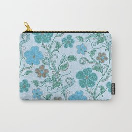 Dotty mosaic pattern Carry-All Pouch