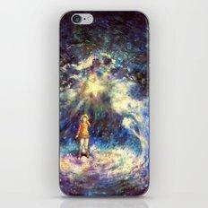 Forgotten Wish iPhone & iPod Skin