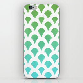 Cool Scales iPhone Skin