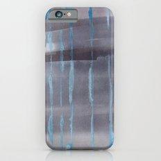 Grey Rain Slim Case iPhone 6s