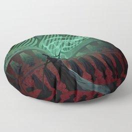 Veilfire Floor Pillow
