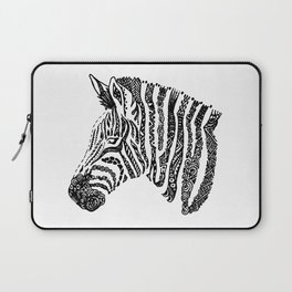 Complex Zebra Laptop Sleeve