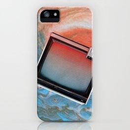 static flow iPhone Case