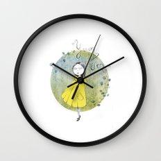 Yuan Wen  Wall Clock