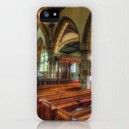 St Peter And St Paul Church Headcorn Kent iPhone Case