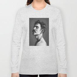 A study of light Long Sleeve T-shirt