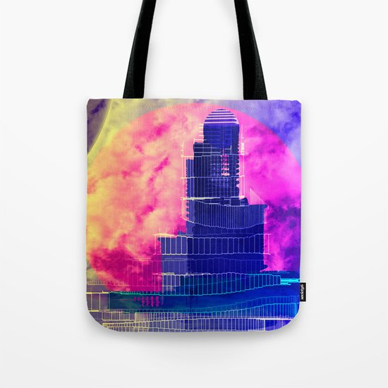 Luminescence Testing Station 12-08-16 Tote Bag