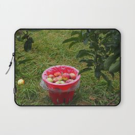 Apple Picking Laptop Sleeve