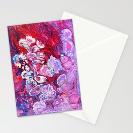 Japanese Spring Garden Stationery Cards