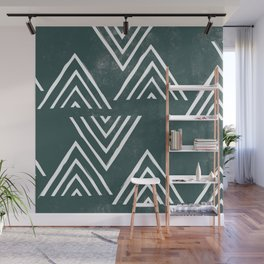 The Mountain Top - Forest Wall Mural