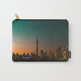 Colorful Toronto Carry-All Pouch