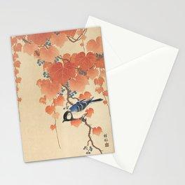 Ohara Koson - Japanese Bird Blockprint Stationery Cards