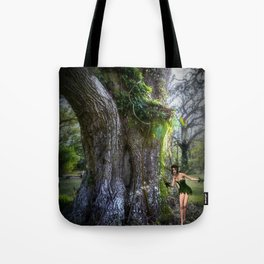 The Home of a Fairy Tote Bag