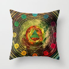 Cosmos MMXIII - 08 Throw Pillow