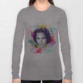 Dorothy Dandridge II Long Sleeve T-shirt