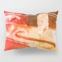 Color Violin Pillow Sham