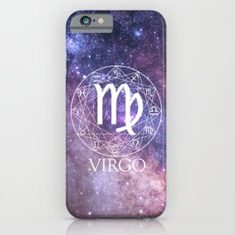 Virgo iPhone Case