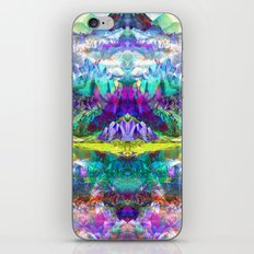 Crystal Mountains One iPhone & iPod Skin