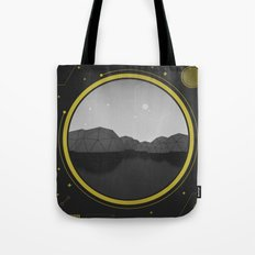 Interconnected Generation Tote Bag