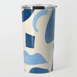 Abstract Shapes 38 Travel Mug